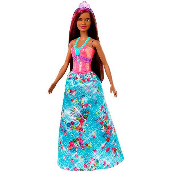 Boneca Barbie Princesa Dreamtopia Brillos #3