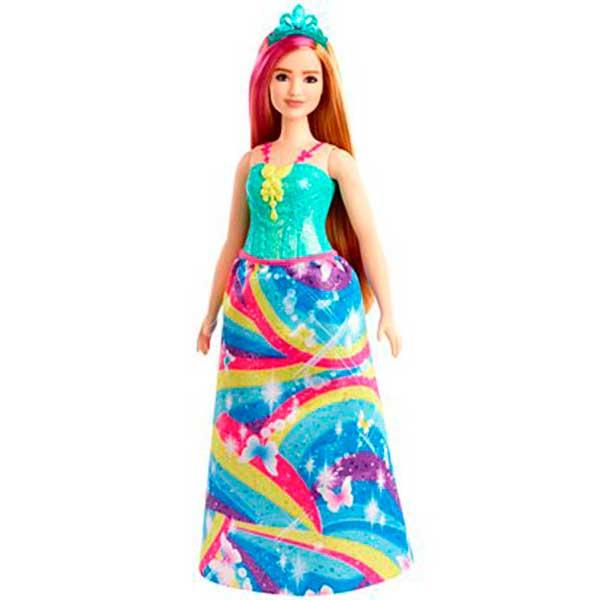Muñeca Barbie Princesa Dreamtopia Brillos #4 - Imagen 1
