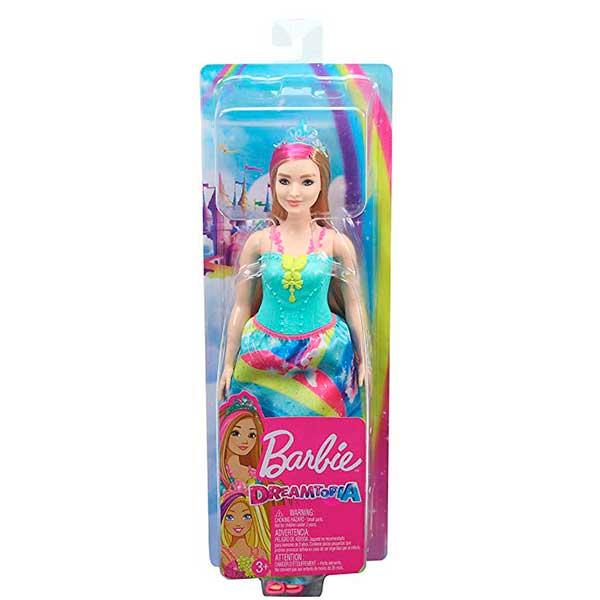 Muñeca Barbie Princesa Dreamtopia Brillos #4 - Imagen 2