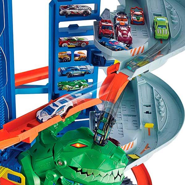 Hot Wheels Ultimate Garaje 90cm - Imagen 3