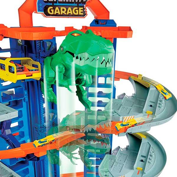 Hot Wheels Ultimate Garaje 90cm - Imagen 5