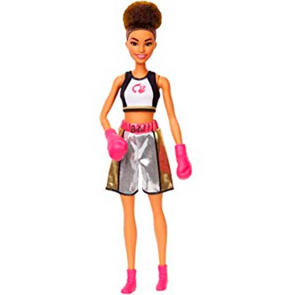 Boneca Barbie Yo Quero Ser Boxeadora