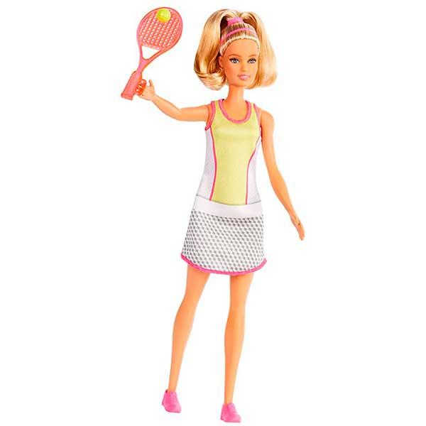 Muñeca Barbie Yo Quiero Ser Tenista - Imagen 1