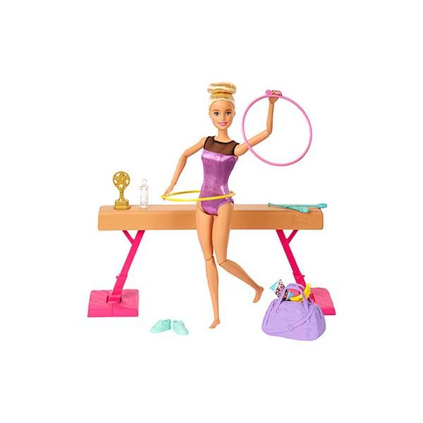 Muñeca Barbie Conjunto Gimnasia Tokyo 2020 - Imagen 2