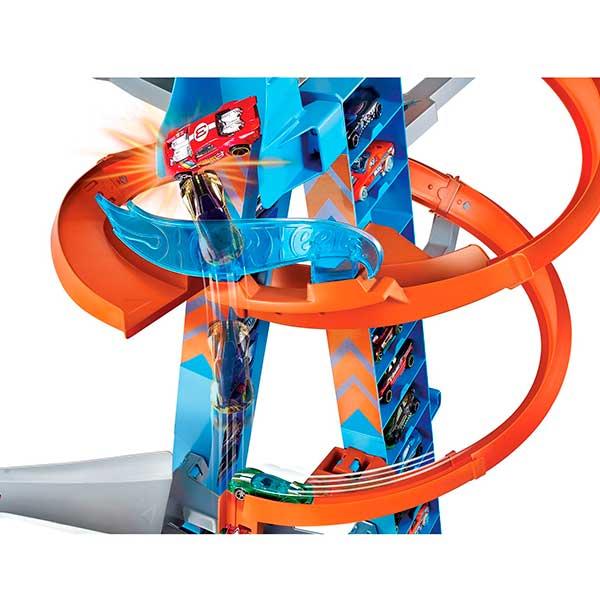 Hot Wheels Pista Torre de Choques Aéreos - Imagen 9