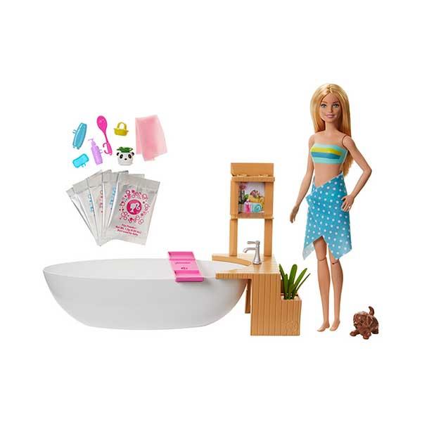Boneca Barbie Wellness Spa