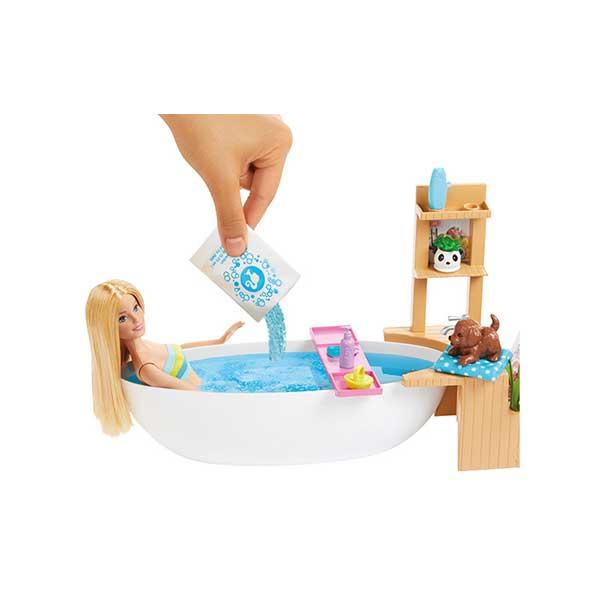 Muñeca Barbie Wellness Spa - Imagen 1