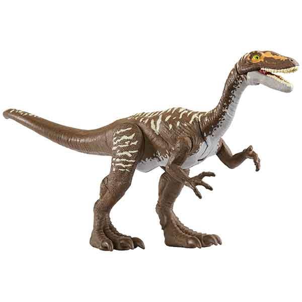Jurassic World Figura Dinosaurio Ornitholestes Ataque
