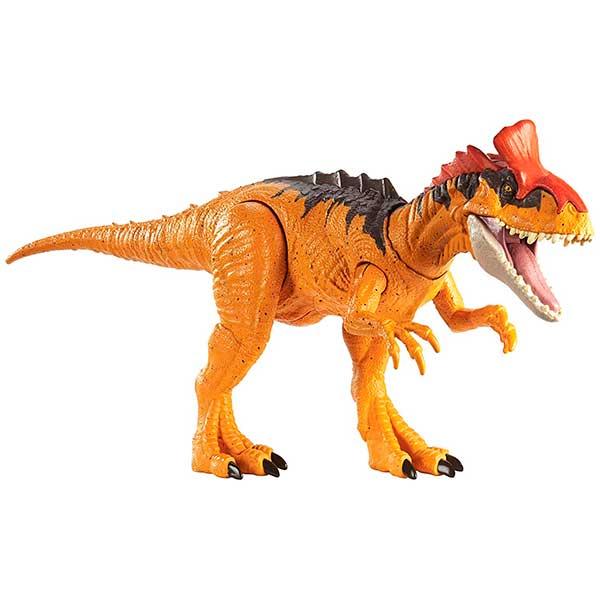Jurassic World Figura Dinosaurio Cryolophosaurus Sonidos