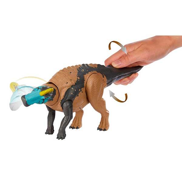 Jurassic World Figura Dinosaurio Edmontosaurus Sonidos y Ataques - Imagen 3