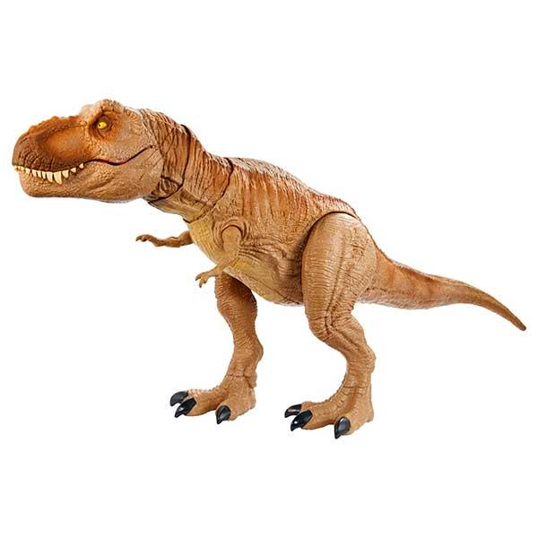 Jurassic World Figura Dinosaurio Tyrannosaurus Rex Épico 54cm - Imagen 1