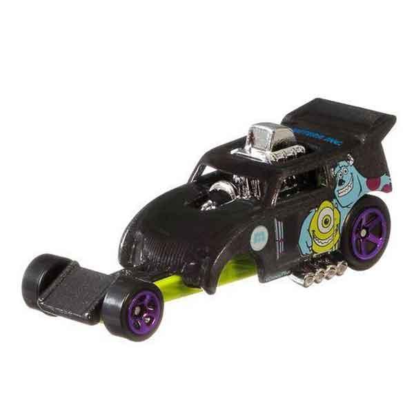Hot Wheels Coche Alter Ego Monstruos Pixar