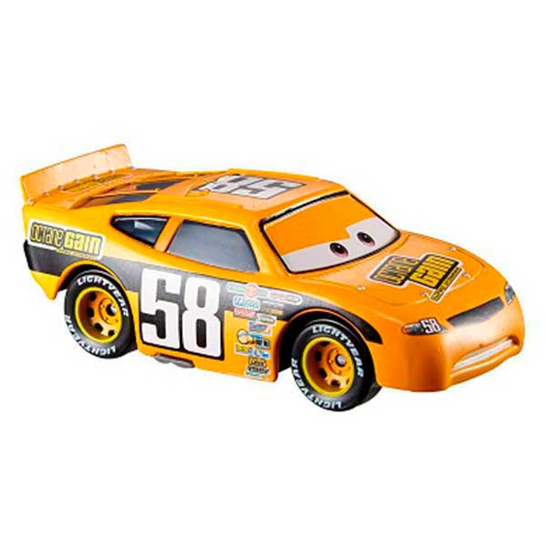 Cars Coche Billy Dilchanger 1:55
