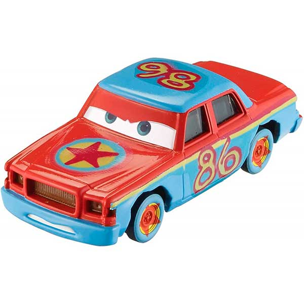 Cars Coche Bill 1:55