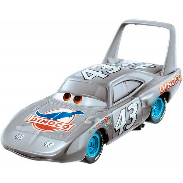 Cars Coche Strip Weathers The King 1:55