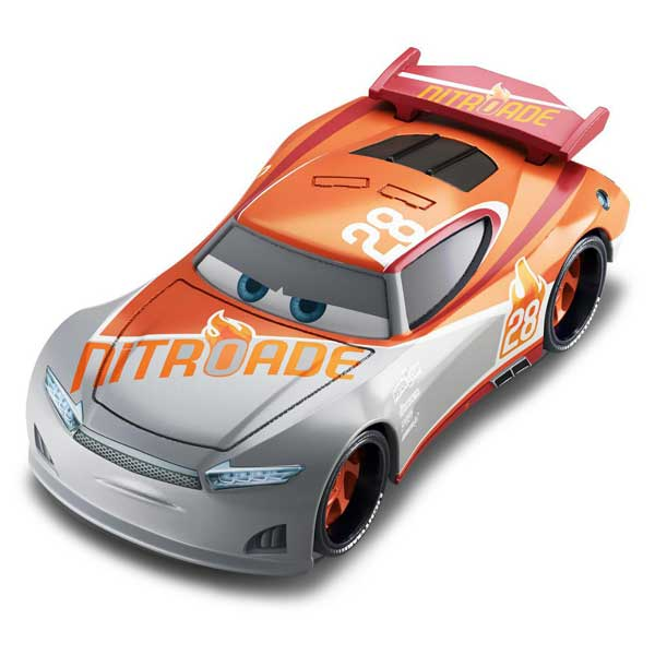 Cars Coche Tim Tresdless 1:55