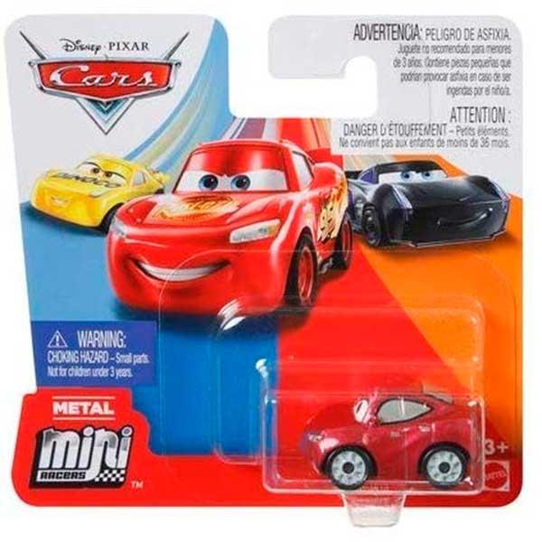 Cars Mini Racers Cotxe Natalie Certain
