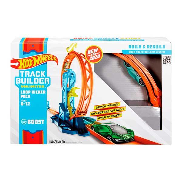 Pista Hot Wheels Loop Kicker Pack