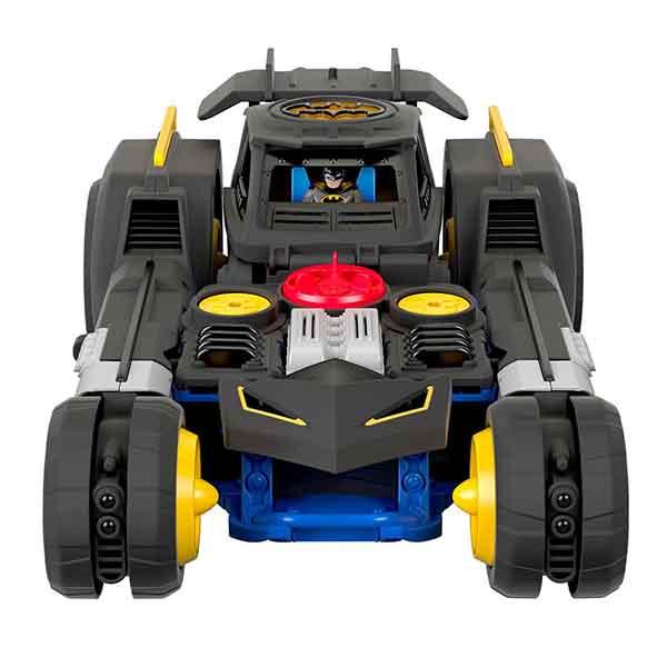 Batman Batmovil Transformable Imaginext RC - Imagen 1