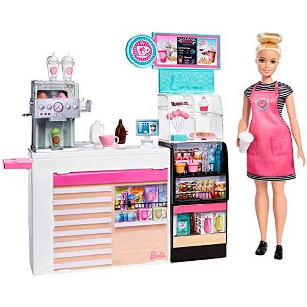 Barbie y su Cafetería