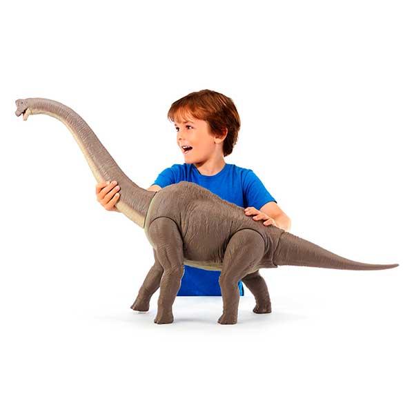 Jurassic World Figura Dinosaurio Brachiosaurus Super Colosal 86cm - Imagen 1