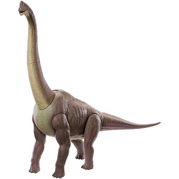 Jurassic World Figura Dinosaurio Brachiosaurus Super Colosal 86cm - Imagen 2