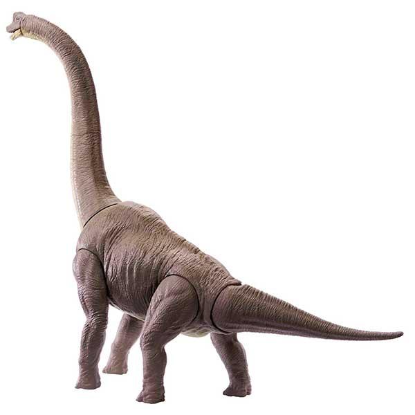 Jurassic World Figura Dinosaurio Brachiosaurus Super Colosal 86cm - Imagen 3