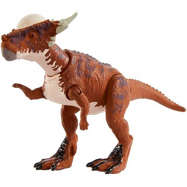 Jurassic World Figura Dinosaurio Stygimoloch Ataque Salvaje