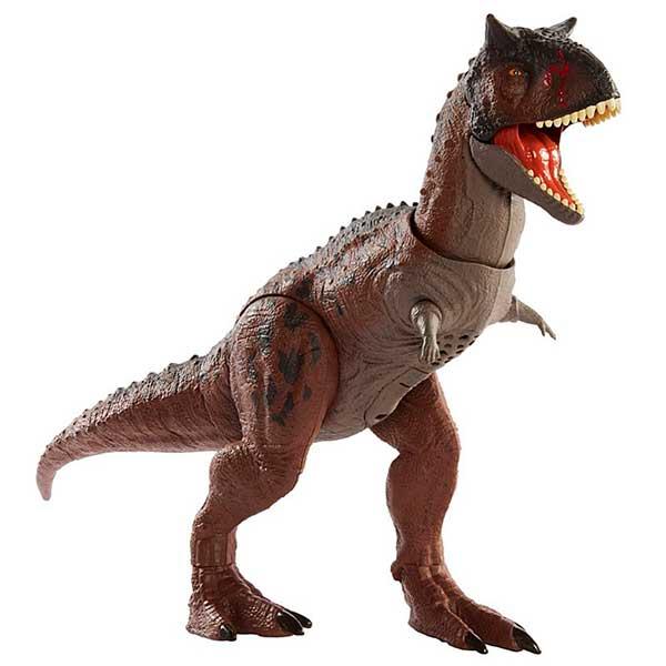 Jurassic World Figura Dinosaurio Carnotaurus Toro N Conquer