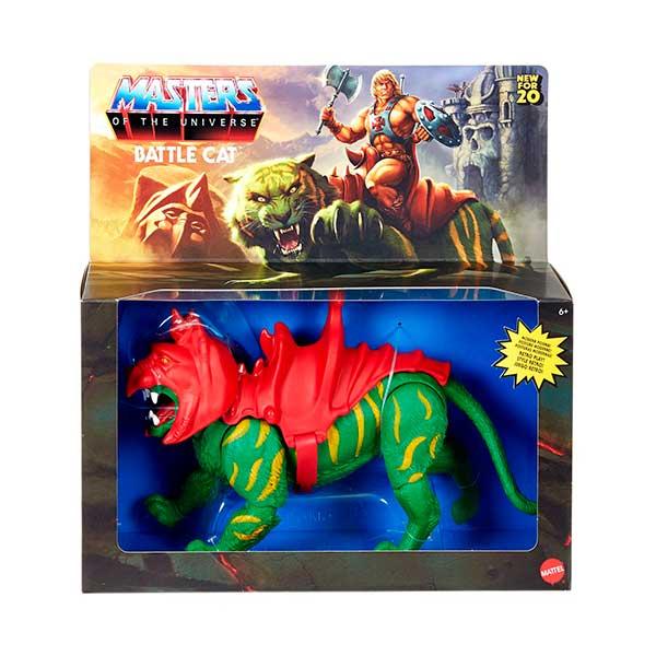 Masters del Universo Figura Battle Cat 18cm - Imagen 3