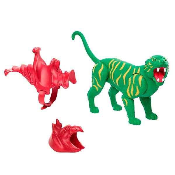 Masters del Universo Figura Battle Cat 18cm - Imagen 5