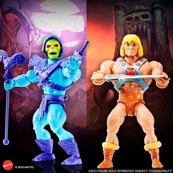 Masters del Universo Figura He-Man 14cm - Imagen 1