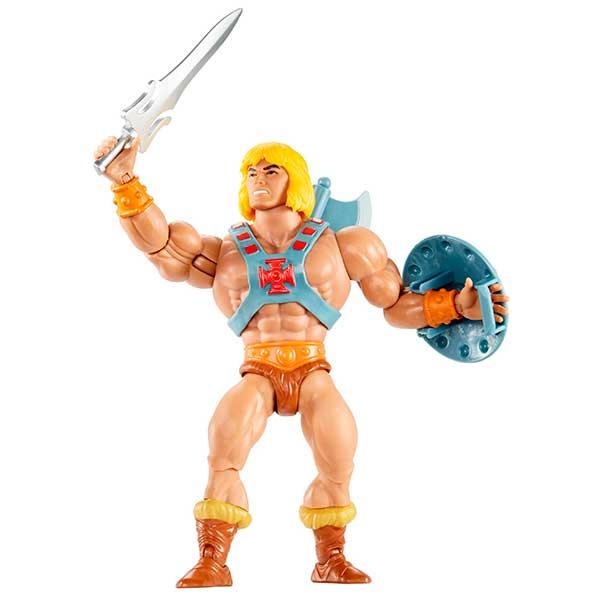 Masters del Universo Figura He-Man 14cm - Imagen 2