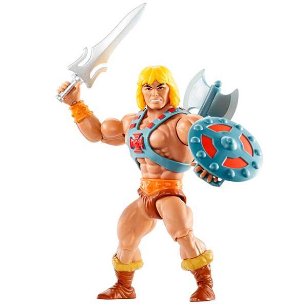 Masters del Universo Figura He-Man 14cm - Imagen 3