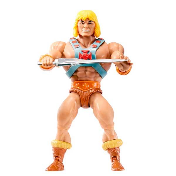 Masters del Universo Figura He-Man 14cm - Imagen 4