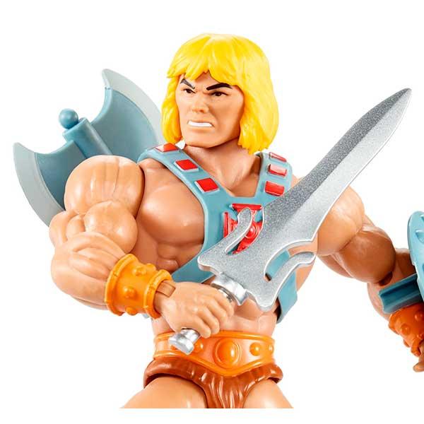Masters del Universo Figura He-Man 14cm - Imagen 5