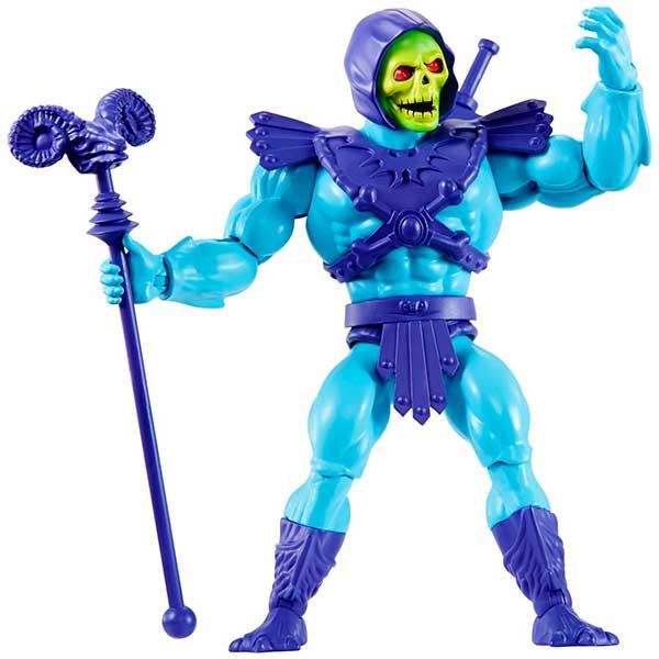 Masters del Universo Figura Skeletor 14cm - Imagen 1
