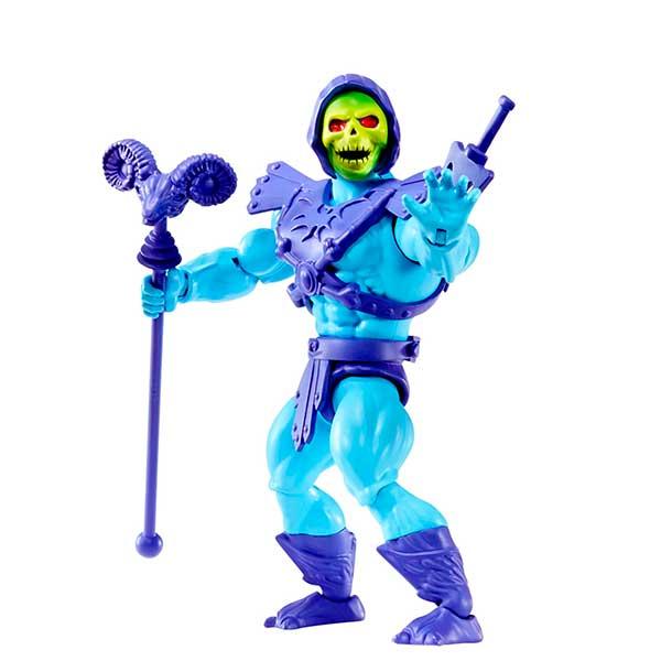 Masters del Universo Figura Skeletor 14cm - Imagen 2