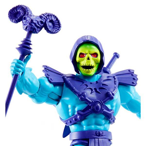 Masters del Universo Figura Skeletor 14cm - Imagen 3