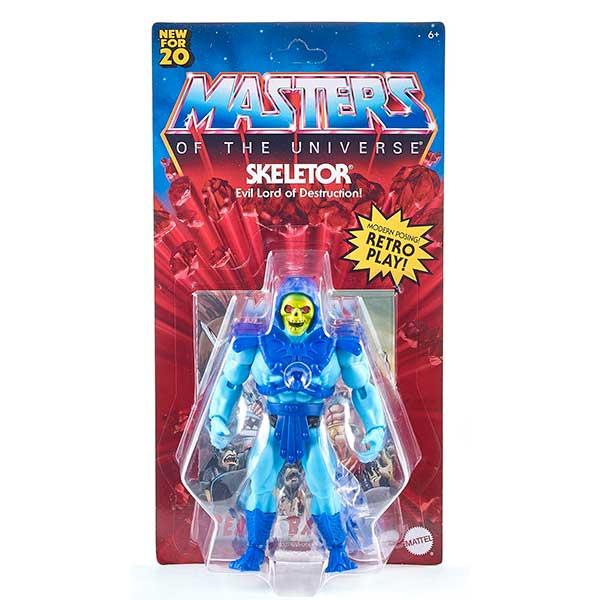 Masters del Universo Figura Skeletor 14cm - Imagen 6