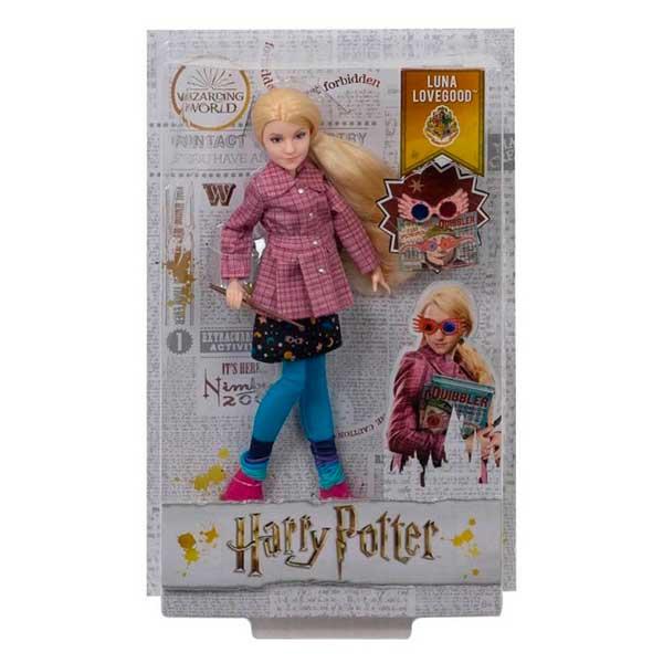 Harry Potter Muñeca Luna Lovegood 25cm - Imagen 1