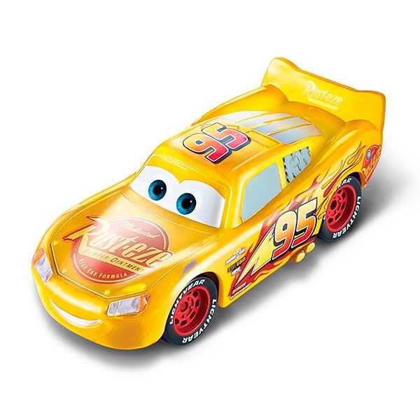 Cars Coche Rayo McQueen Color Changers - Imagen 2