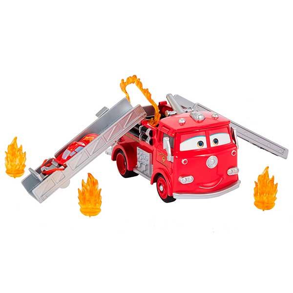 Cars Camión Bomberos Acrobacias con Agua - Imagen 1