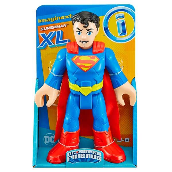 Imaginext DC Figura Superman XL - Imagen 1