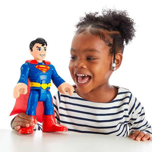 Imaginext DC Figura Superman XL - Imagen 2