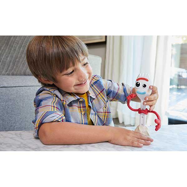 Toy Story Figura Forky Parlanchín 18cm - Imagen 2
