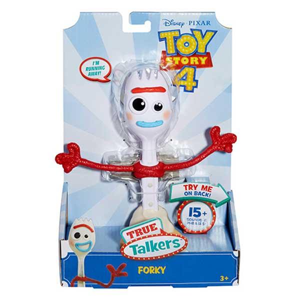Toy Story Figura Forky Parlanchín 18cm - Imagen 3