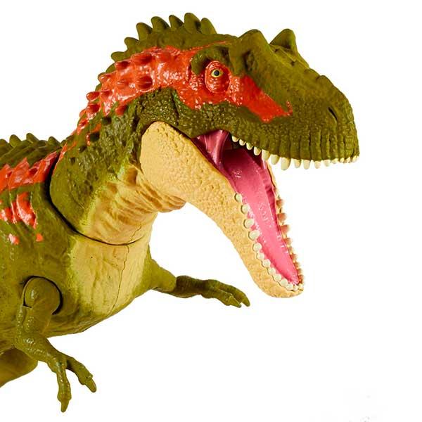 Jurassic World Dinosaurio Albertosaurus Mordedor Gigante - Imagen 1