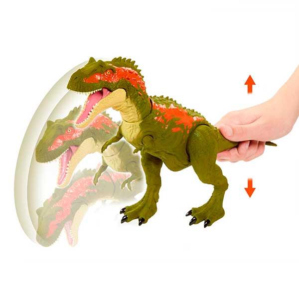 Jurassic World Dinosaurio Albertosaurus Mordedor Gigante - Imagen 2