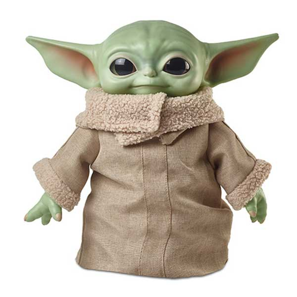 Star Wars Figura Baby Yoda 28cm - Imagen 1